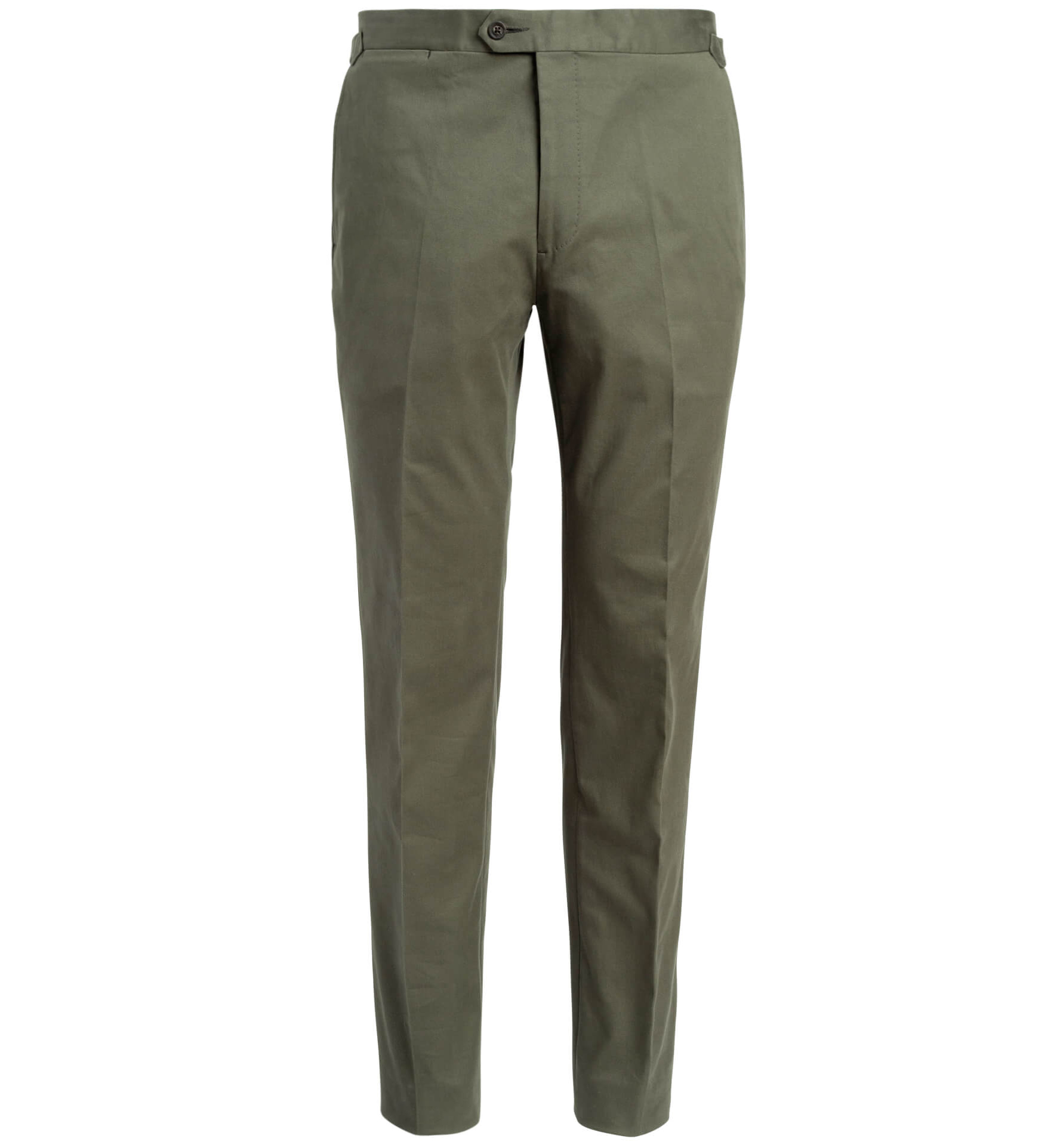Zoom Image of Allen Fatigue Stretch Cotton Trouser