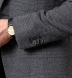 Zoom Thumb Image 4 of Bedford Grey Glen Plaid Wool Boucle Jacket
