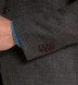Zoom Thumb Image 3 of Bedford Chestnut Glen Plaid Lightweight Wool Jacket