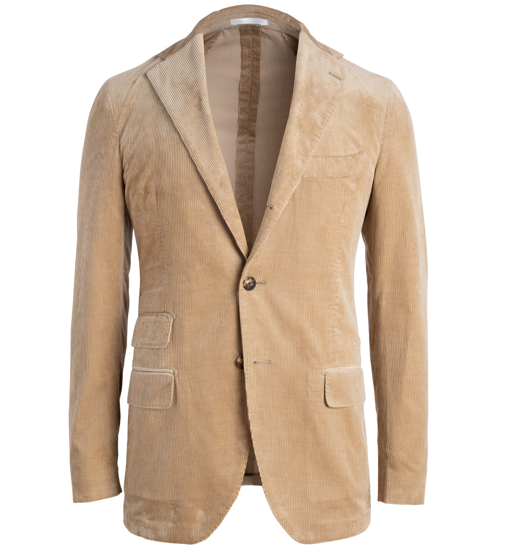 Zoom Image of Waverly Camel Lightweight Supima Corduroy Jacket