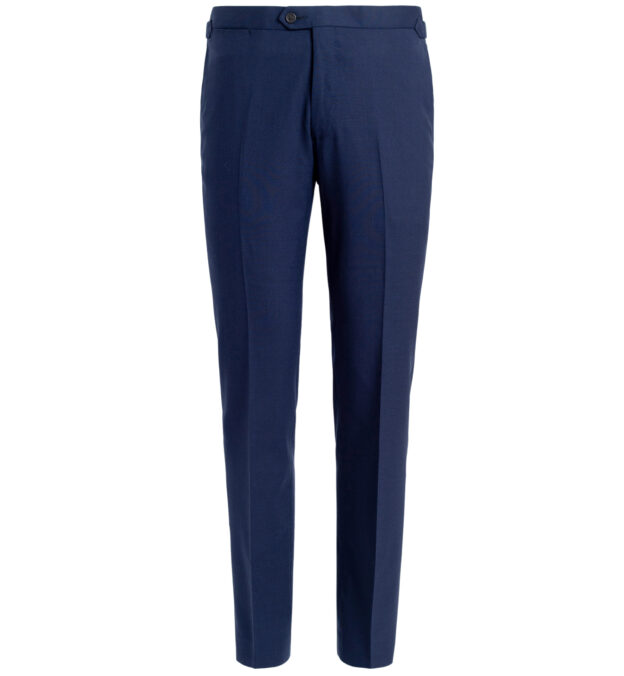 Allen Navy 3-Ply Performance Fresco Trouser