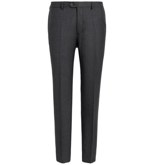 Allen Charcoal Comfort Fresco Trouser