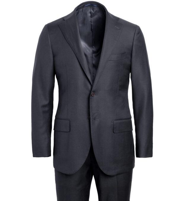 Allen VBC Grey S110s Wool Suit