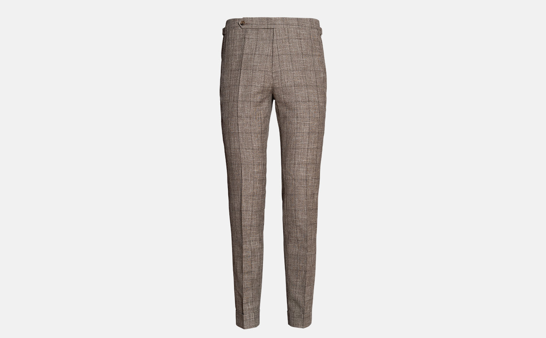 Pants Garment Detail