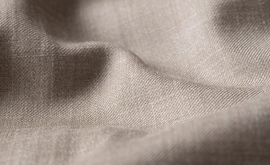 Detail of VBC Wool, Silk & Linen