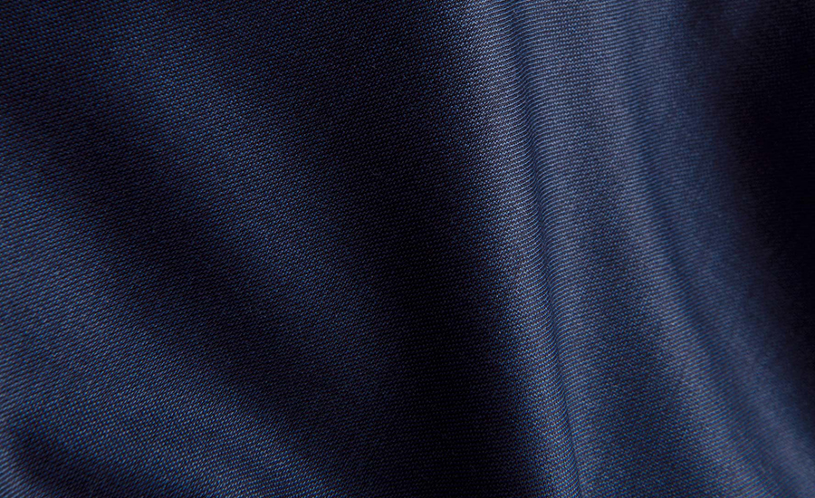 Detail of VBC S110s Sharkskin Fabric