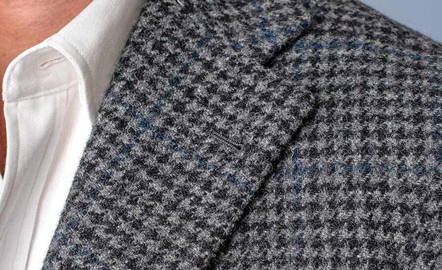 Detail of Zanieri Wool