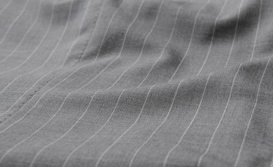 Detail of VBC S120s Merino Wool