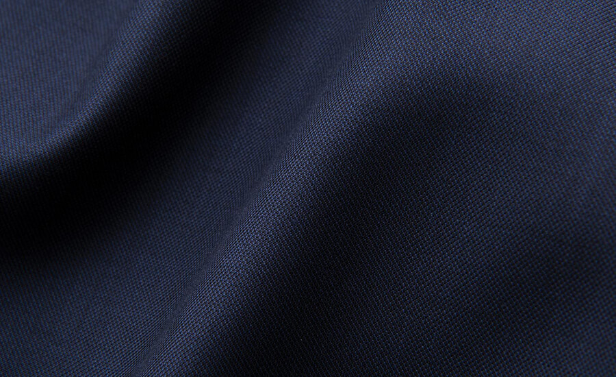 Detail of Reda S130s Wool Fabric
