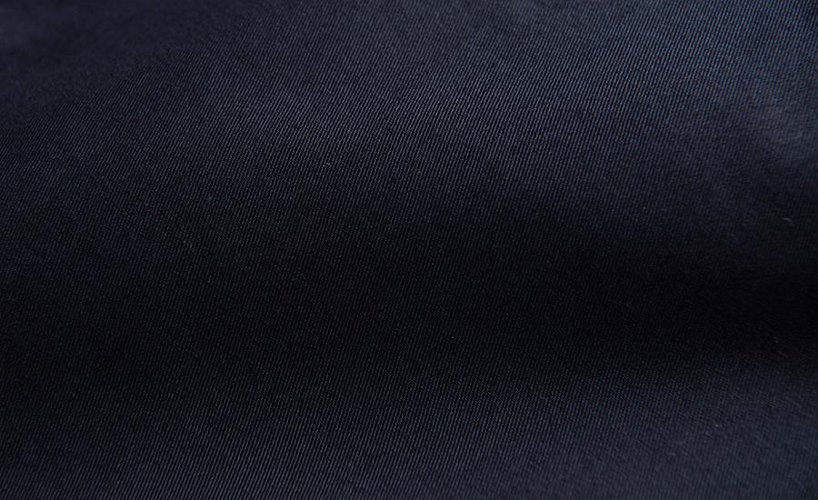 Detail of Di Sondrio Stretch Cotton Twill