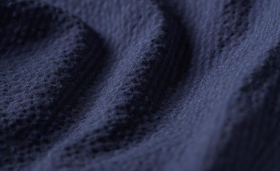 Detail of Zignone Stretch Wool