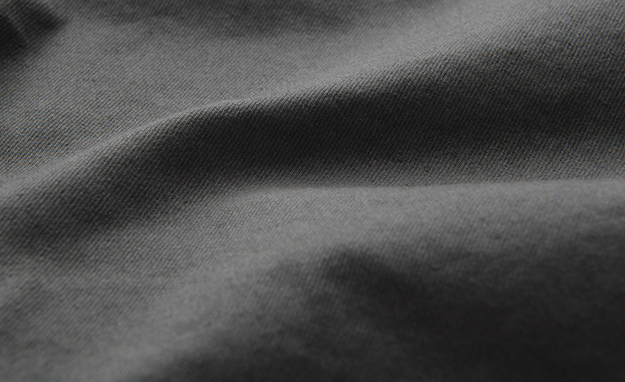 Detail of Japanese Stretch Cotton