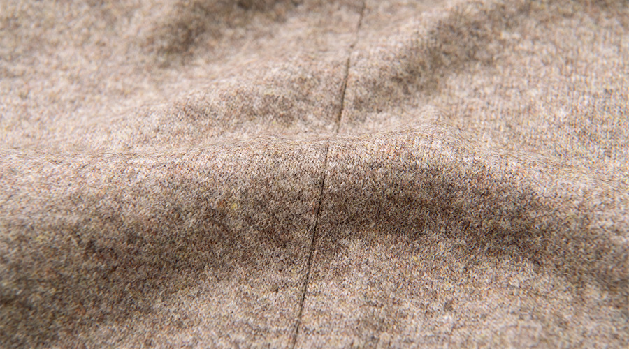 Detail of Leomaster Knit Wool Blend