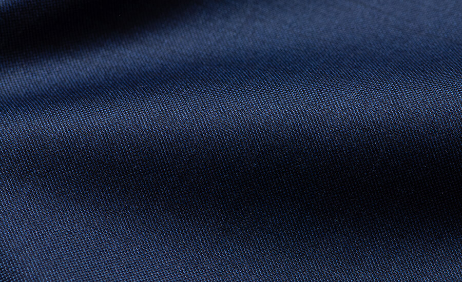 Detail of Comero Comfort Fresco Wool Fabric