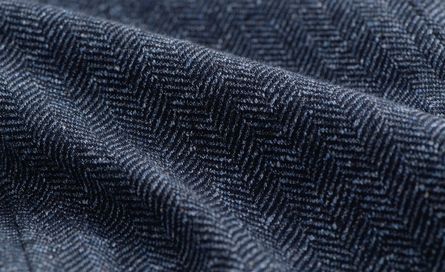 Detail of Guabello Cotton and Linen