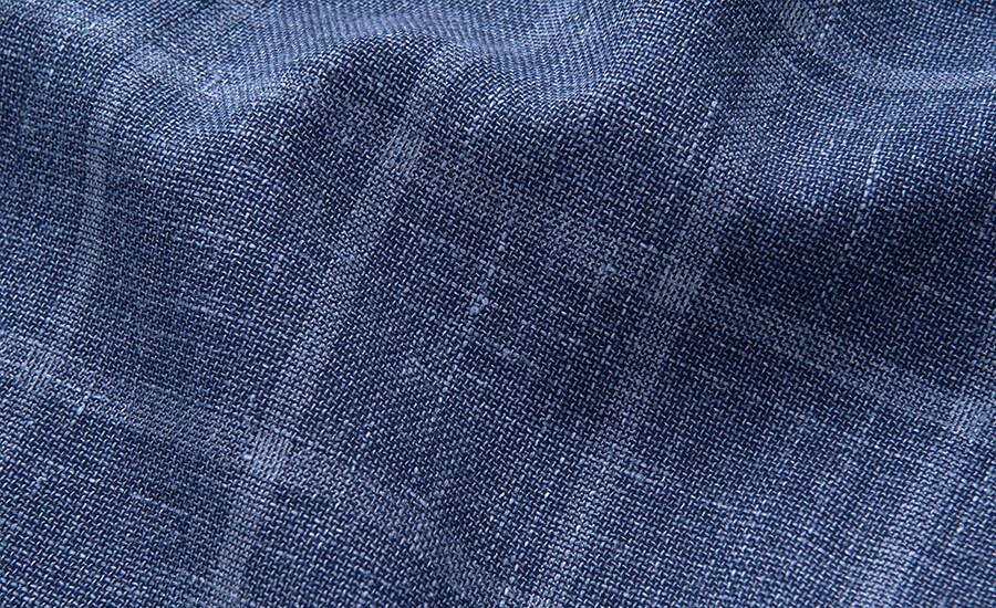 Detail of Drago Summer Wool Blend