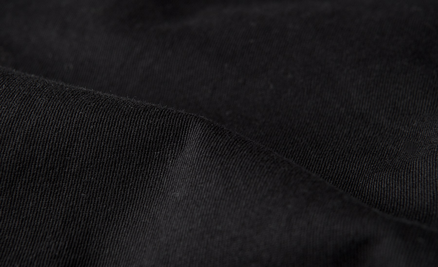 Detail of Japanese Stretch Heavy Cotton Twill