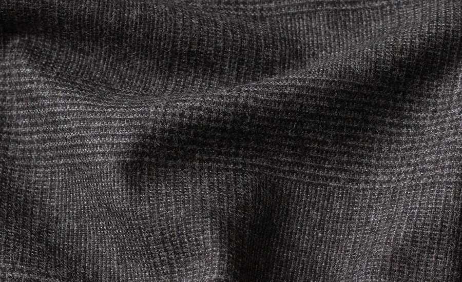 Detail of Ormezzano Lightweight Wool