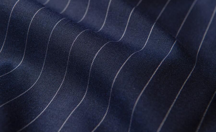 Detail of Drago S130s Merino Wool