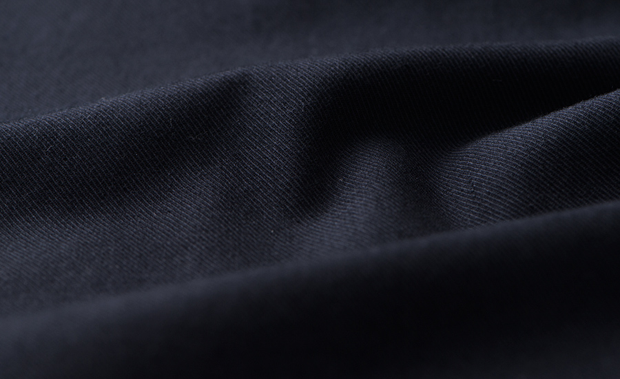 Detail of Japanese Organic Cotton Twill