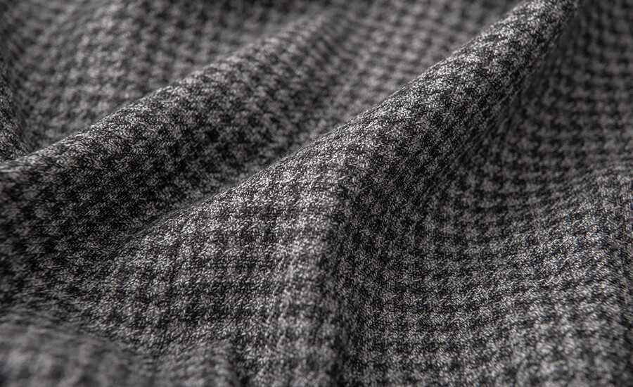 Detail of Guabello Wool & Cotton