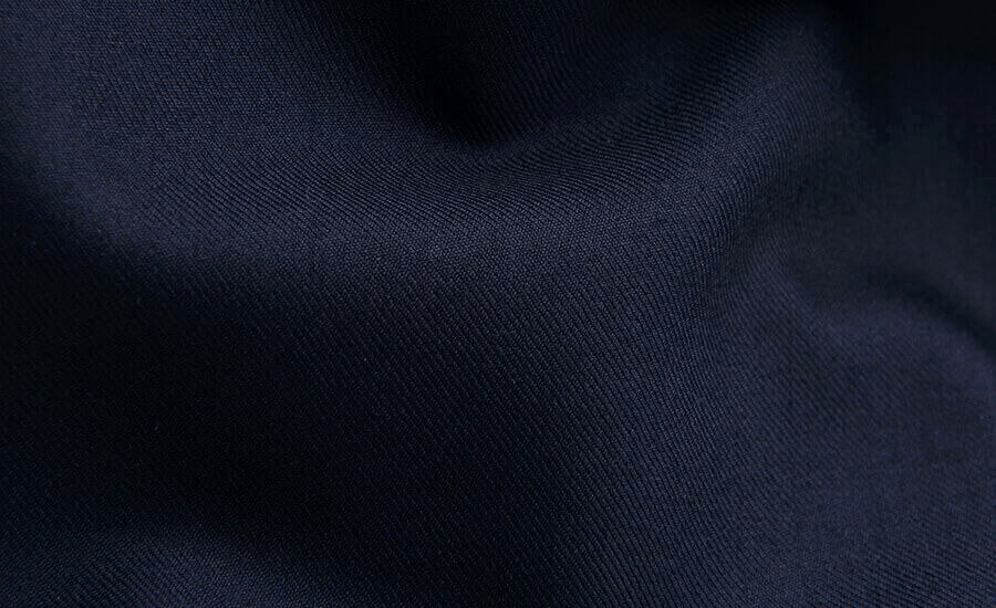 Detail of VBC S110s Wool Twill