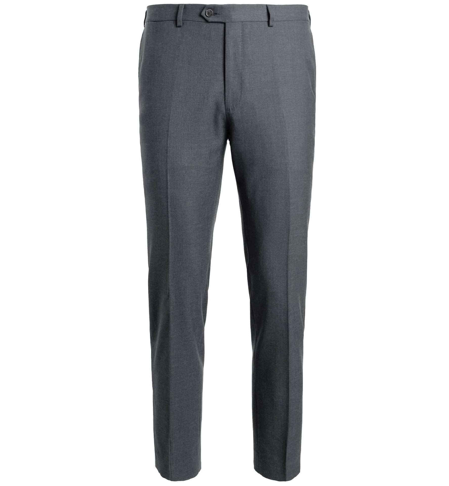 Zoom Image of Allen Grey Comfort Fresco Trouser