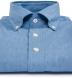 Japanese Light Wash Denim Button Down Shirt Thumbnail 2