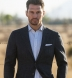 Portuguese Grey Cotton Linen Oxford Shirt Thumbnail 2