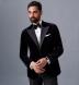 Thomas Mason White Luxury Broadcloth Pleated Tuxedo Shirt Shirt Thumbnail 3