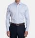 Thomas Mason Light Blue Fine Twill Shirt Thumbnail 3