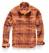 Japanese Washed Sunset Country Plaid Shirt Thumbnail 3