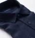 Grandi and Rubinelli Washed Navy Linen Shirt Thumbnail 2