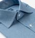Blue Indigo Chambray Shirt Thumbnail 2