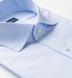 DJA Sea Island Light Blue Broadcloth Shirt Thumbnail 2