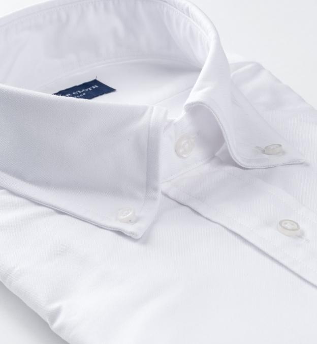 White Heavy Oxford