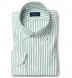 Green Striped Summer Oxford Shirt Thumbnail 1