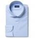 Fulton 120s Blue Glen Plaid Shirt Thumbnail 1