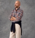 Navy and Red Indian Madras Shirt Thumbnail 4