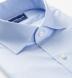 Non-Iron Light Blue Herringbone Shirt Thumbnail 2