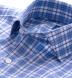 Siena Ocean Blue Multi Check Shirt Thumbnail 2