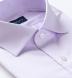 Non-Iron Lavender Fine Twill Shirt Thumbnail 2