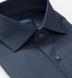Reda Slate Melange Merino Wool Shirt Thumbnail 2