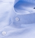 Portuguese Light Blue Cotton Linen Oxford Shirt Thumbnail 2