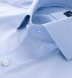 Non-Iron Supima Blue Pinpoint Shirt Thumbnail 2