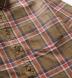 Japanese Brown and Navy Country Plaid Shirt Thumbnail 3