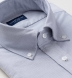 Light Grey Heavy Oxford Shirt Thumbnail 2