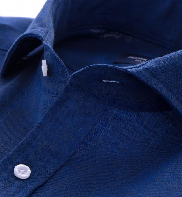 Redondo Dark Blue Linen