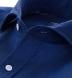 Redondo Dark Blue Linen Shirt Thumbnail 2