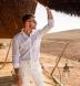 Redondo White Linen Shirt Thumbnail 3